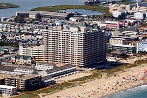 The Gateway Grand Residences Condo in Ocean City