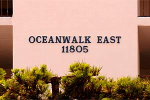Oceanwalk East Condominium