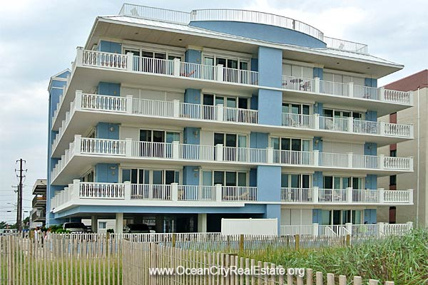 Seaside Plantation Oceanfront Condo
