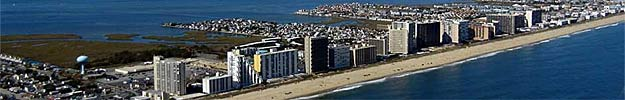 Ocean City Condo Row Header