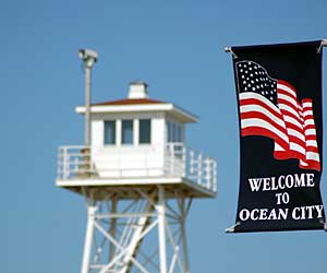 Welcome to Ocean City Flag at the Live Saving Museum